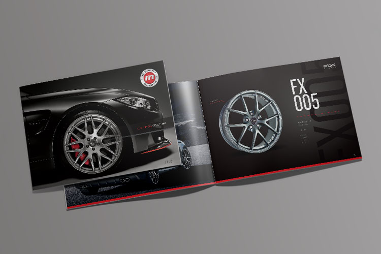 Motor Industry - Brochure Design Essex